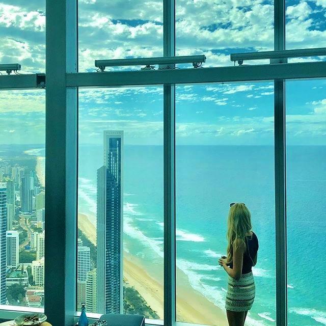 SkyPoint Observation Deck, Bistro + Bar Surfers Paradise