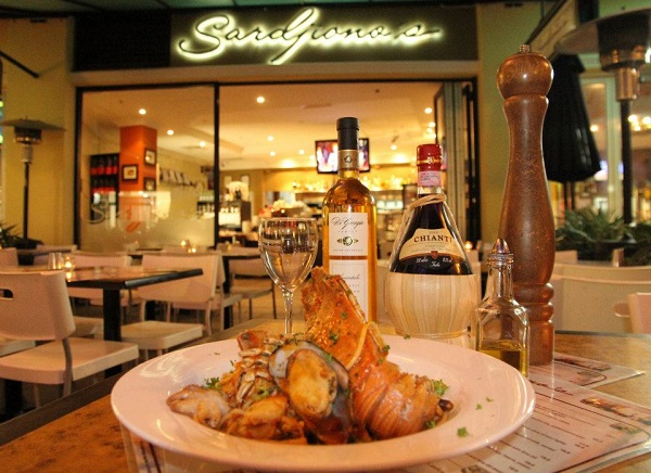 Sardjiono's Italian Restaurant, Surfers Paradise